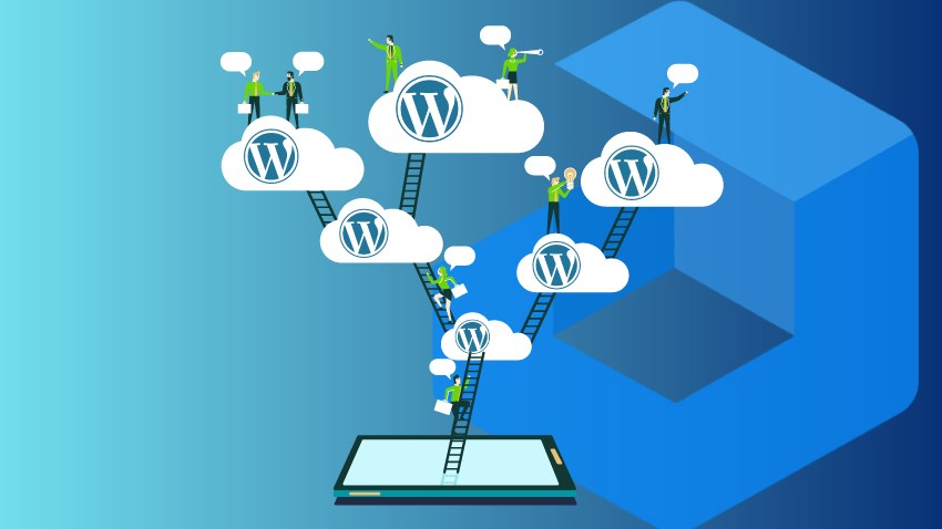 Hosting WordPress auto scalabile